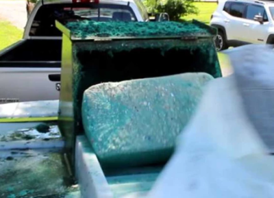 How To Mix a Load For Hydroseeding