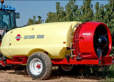 DTE Equipment Welcomes HARDI Sprayers