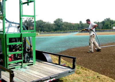 What is Hydroseeding?