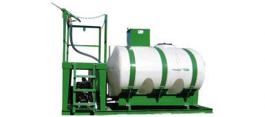 HM-1000-T Hydroseeder