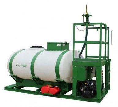 HM-750-T hydroseeder