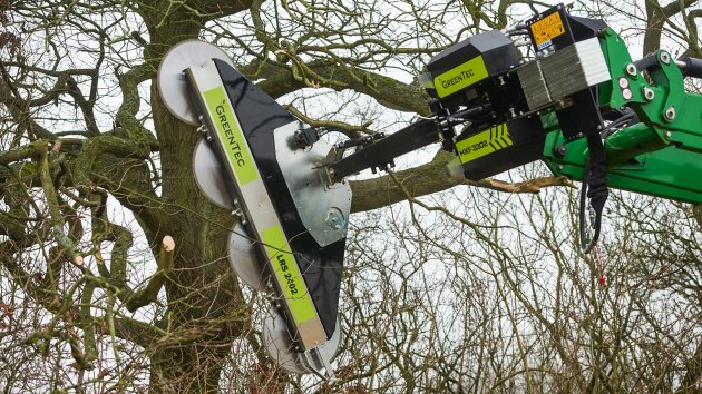 Greentec Quadsaw Trimming / Pruning Saw