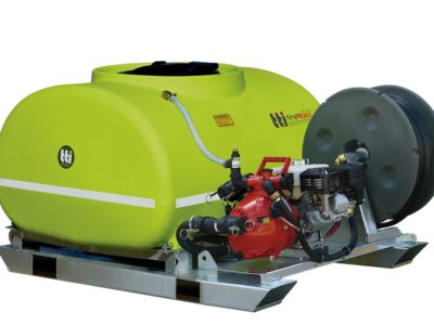 FIREATTACK DELUXE 400 TO 1000L FULLY DRAINABLE WITH HON