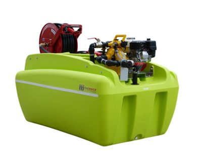FIREDEFENCE 600L TO 1000L SLIP-ON UNIT WITH HONDA & DAVEY PUMP