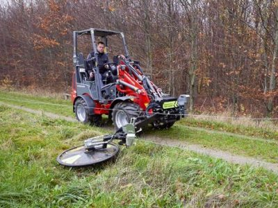 GREENTEC BARRIER MOWER