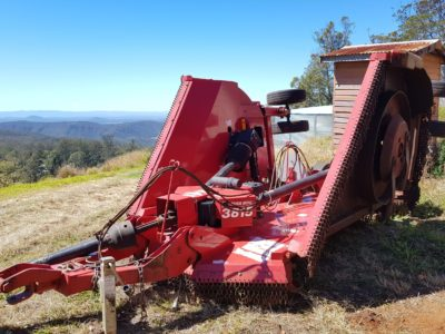 SECOND HAND FLEXWING SLASHER – BUSH HOG 3815